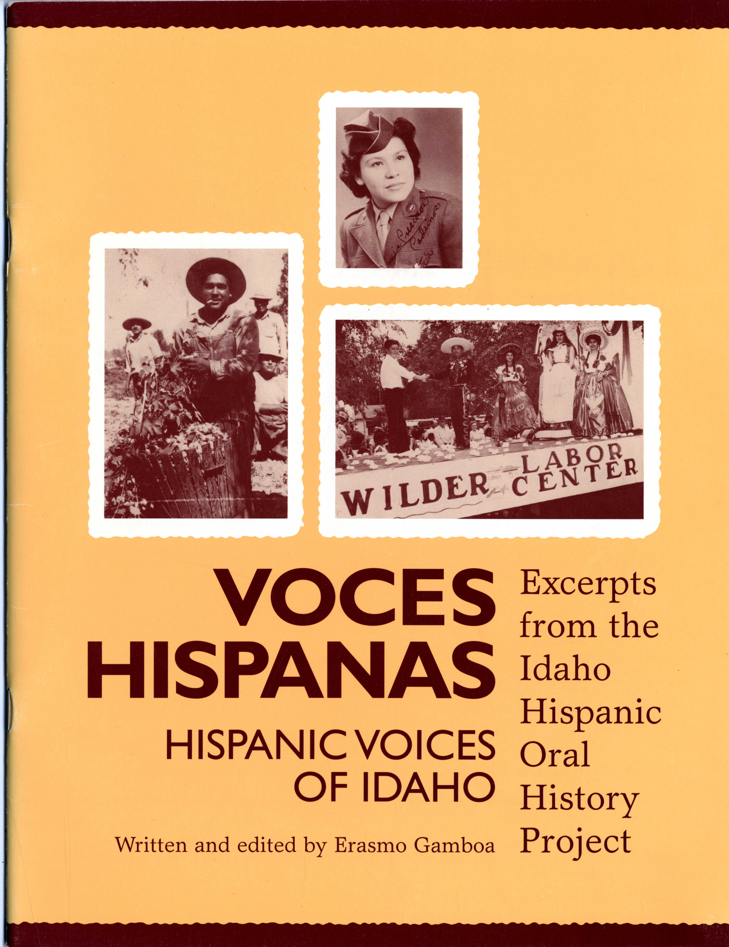 Preview image for Voces Hispanas - Hispanic Voices of Idaho