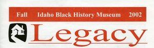 logo from the Idaho Black History Museum