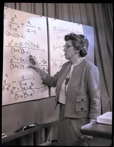 Elna H. Grahn; Math Dept.; University of Idaho